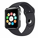 #6: JOKIN Bluetooth A1 Smart Watch supports 3G, 4G Phones Wrist Watch Phone with Camera & SIM Card Support Hot Fashion New Arrival Best Selling Premium Quality Lowest Price with Apps Touch Screen, Multi Language with Android Ios mobile tablet iphone compatible with Xiaomi, Lenovo, Micromax, Apple, Samsung etc (Black)