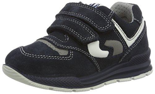 Primigi Pcu 7634, Sneakers Basses Garçon, Bleu (Navy/Blu Scuro), 33 EU