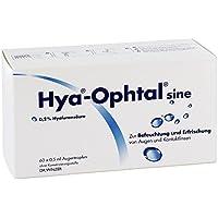 Hya Ophtal sine Augentropfen 60X0.5 ml preisvergleich bei billige-tabletten.eu