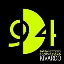 Ragga MC Vocals by Kivardo - 160 unique ragga style vocals