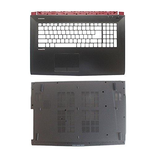Laptop-Ersatzteile für MSI GE72 2QD Apache Pro MS-1792 MS-1795 MS-1799 Mehrfarbig Palmrest Upper Cover+Bottom Base Cover Case