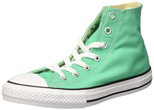 Converse Ctas Hi, Sneakers Mixte Enfant Turchese (Menta)