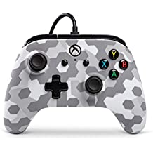 Controller Cablato Powera Per Xbox One Art Frost Camuffare - Day-One - Xbox One