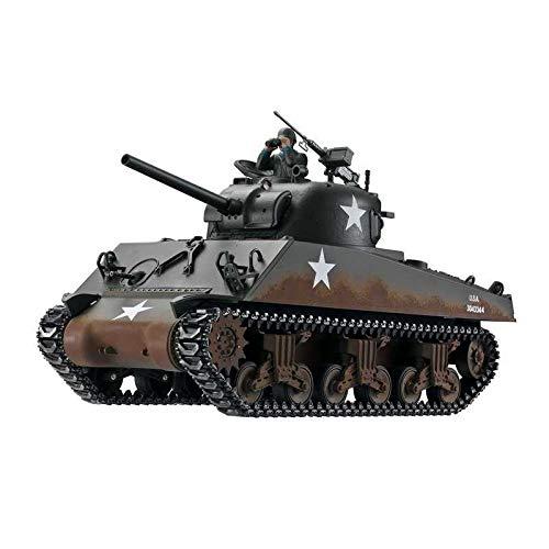 Torro Sherman M4A3 Pro-Edition 1/16 BB 2.4GHZ d'occasion  Livré partout en Belgique