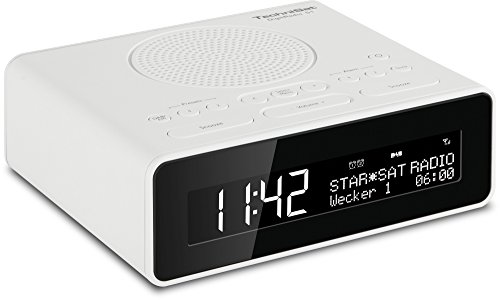 TechniSat DigitRadio 51 Radiowecker DAB+