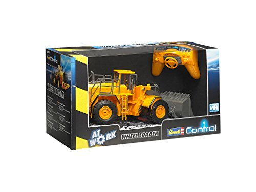 RC Auto kaufen Baufahrzeug Bild 4: Revell Control 24921 - Schaufelradbagger im Maßstab 1:28*
