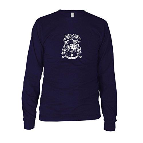 The Chosen One - Herren Langarm T-Shirt, Größe: S, dunkelblau