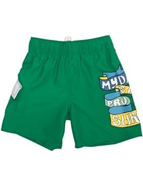 Quiksilver My Dad - Bañador para niño verde Green Day Talla:86