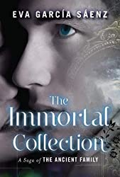 By Garcia Saenz, Eva [ [ The Immortal Collection (Saga of the Ancient Family) - Street Smart ] ] Apr-2014[ Paperback ]