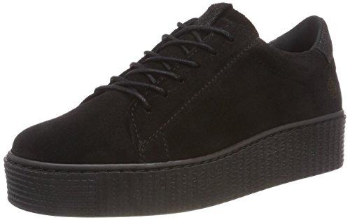 Apple of Eden Damen Gloria Sneaker, Schwarz (Black 1), 42 EU