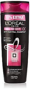 L'Oreal Paris Fall Resist 3X Anti-Hairfall  Shampoo, 360ml (With 10% Extra)