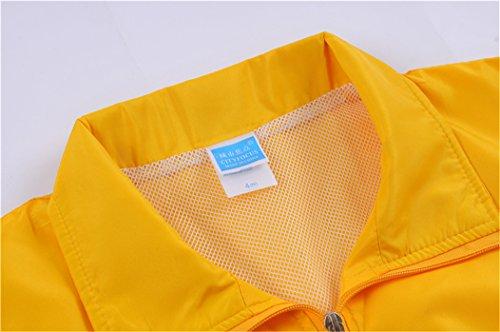 MTTROLI -  Giacca sportiva - Parka - Uomo Yellow