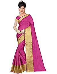 Sarees(Women's Clothing Saree For Women Latest Design Collection Fancy Material Latest Cotton Silk Sarees With...