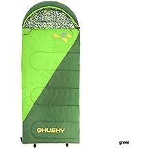 Saco de Dormir para Niño Husky Kids Milen Verde