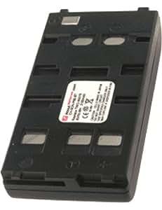 Batterie pour SAMSUNG NC-120P, 6.0V , 2100mAh , Ni/MH