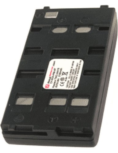 Akku für Fisher FVC-P9000, 6.0 V, 2100mAh, NI/MH