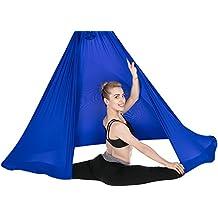 Hamaca Yoga aereo elástica Anti-Gravedad, Correa Volar para Yoga Pilates, 500 *