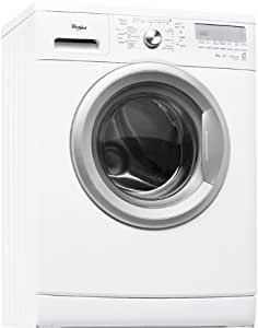 Whirlpool AWS 6200 Freestanding Front-load 6kg 1200RPM A+++ White washing machine - Washing Machines (Freestanding, Front-load, White, Buttons, Rotary, Left, Silver)