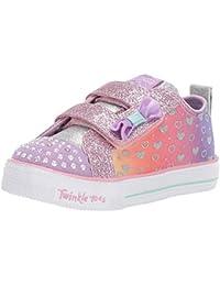 Skechers Shuffle Lite, Zapatillas para Niñas