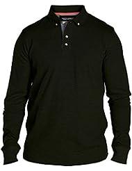 Duke London - Camiseta de manga larga - para hombre