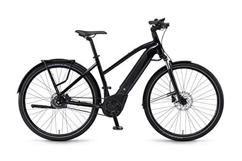 Unbekannt Winora Sinus iR8 500 Damen Pedelec E-Bike City Fahrrad schwarz 2019: Größe: 52cm
