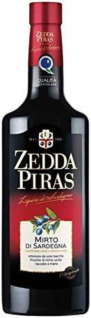 Mirto Rosso di Sardegna Liquore 32% 70 cl. - Zedda Piras