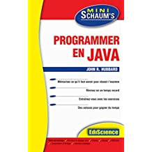 Programmer en Java (Mini Schaum's)
