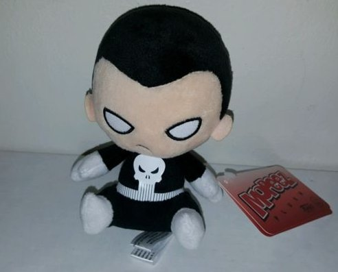 Funko Mopeez: Punisher Plush Figure by Punisher
