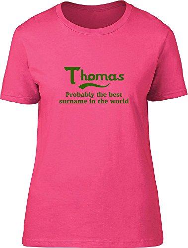 thomas-probabilmente-il-migliore-cognome-nel-mondo-shirtadies-maglietta-donna-pink-xl-44-46