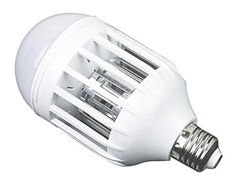 LED Bug Zapper Light Bulb 15W Daylight E27 Flying Insects
