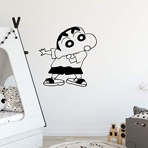 Dl Net (Nette ayon kleine neue wandaufkleber vinyl kunst kinderzimmer schlafzimmer wohnkultur wandbild abnehmbare dekoration wandkunst dl 58 cm x 60 cm)