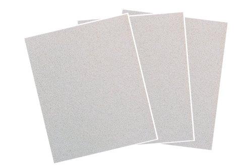Preisvergleich Produktbild Wolfcraft 6015000 Blatt Schleifblätter, Korn 180, 230 x 280
