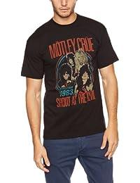 Loud Distribution - T-shirt Homme - Motley Crue - Vintage World Tour Devil
