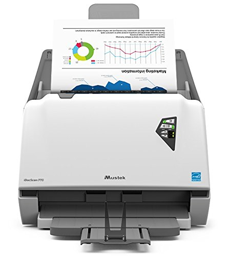 Best Mustek iDocScan P70 High Speed Document Scanner Discount