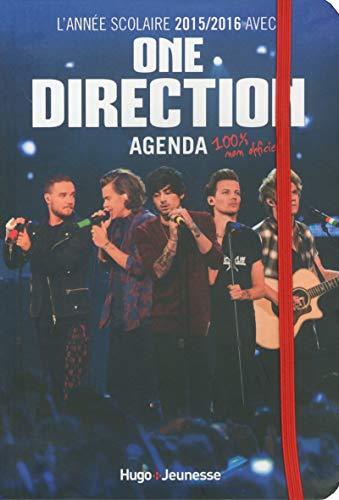 L'année scolaire 2015-2016 avec One Direction - Agenda 100% non officiel