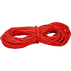 BEAL Aqua'Tech - Cuerda de escalada, color rojo, talla FR: 9 mm x 40 m