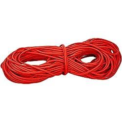 BEAL Aqua'Tech - Cuerda de escalada, color rojo, talla FR: 9 mm x 70 m