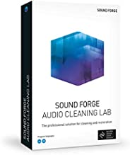 SOUND FORGE Audio Cleaning Lab Box|Standard|1 Device|Perpetual License|PC|Disc|Disc