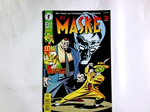 Die Maske Dark Horse Comics 2 Sept 97