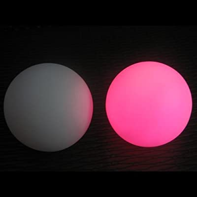 Gleader Color Changing LED Ball Baby Kid Mood Lamp Night Light Children-Seven Color Changing
