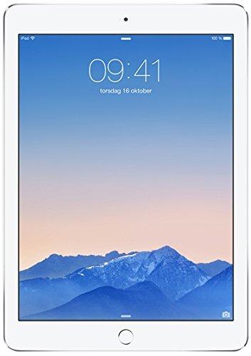 Apple iPad Air 2 Tablet Wi-Fi/LTE, 64GB, Silver (Ricondizionato)