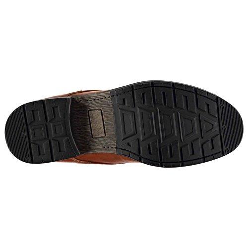 Soviet Herren Kent Boots Stiefel Braun