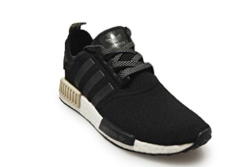 adidas NMD R1 Runner Union Blue White Black Core Red White S76847