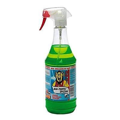 2 x Tuga Alu-Teufel Spezial Felgenreiniger Gel 1000ml Sprühflasche