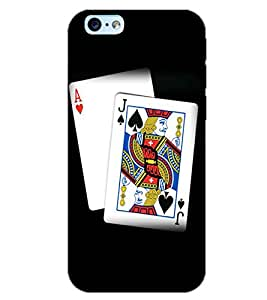 APPLE IPHONE6 S CARDS Back Cover by PRINTSWAG