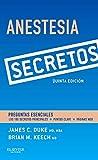 Anestesia. Secretos - 5ª Edición