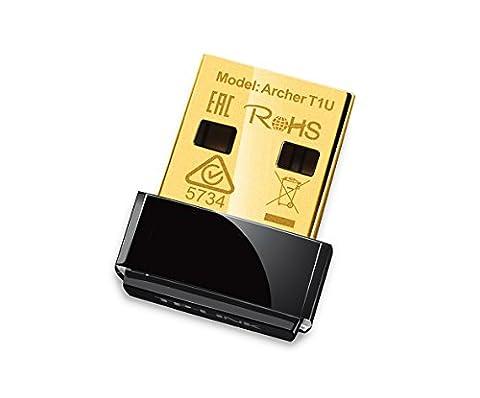 Dongle Usb Adapter - TP-Link Archer T1U Nano Adaptateur USB Wi-Fi