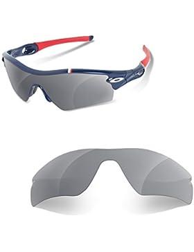 Sunglasses Restorer Lentes Para Oakley Radar Path ( Cristales Polarizados Grey )