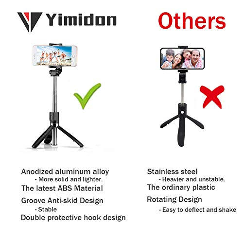 Zoom IMG-1 yimidon bastone selfie bluetooth estensibile