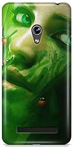 Expert Deal Best 3D Printed Hard Designer Mobile Case Cover Back Cover For ASUS Zenfone 5